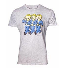 Fallout T-Shirt Vault Boys