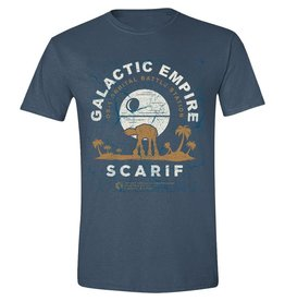 Star Wars T-Shirt Galactic Empire Scarif