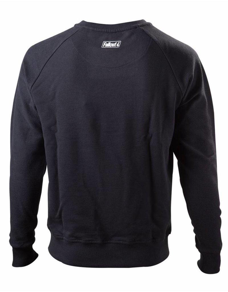 Fallout Sweater Vault Tec Logo