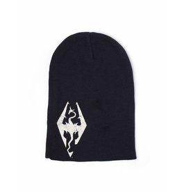 The Elder Scrolls Beanie Dragon Symbol