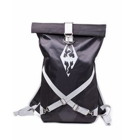 The Elder Scrolls Rolltop Backpack Dragon Symbol 9c3e228e5c4b