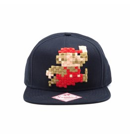 Nintendo Basecap Pixel Jumping Mario