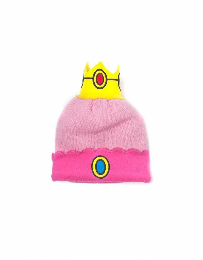 Nintendo Beanie Prinzessin Peach Krone