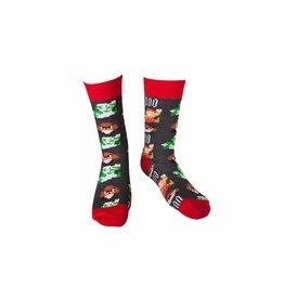 Nintendo Socken Mario Pixel Art