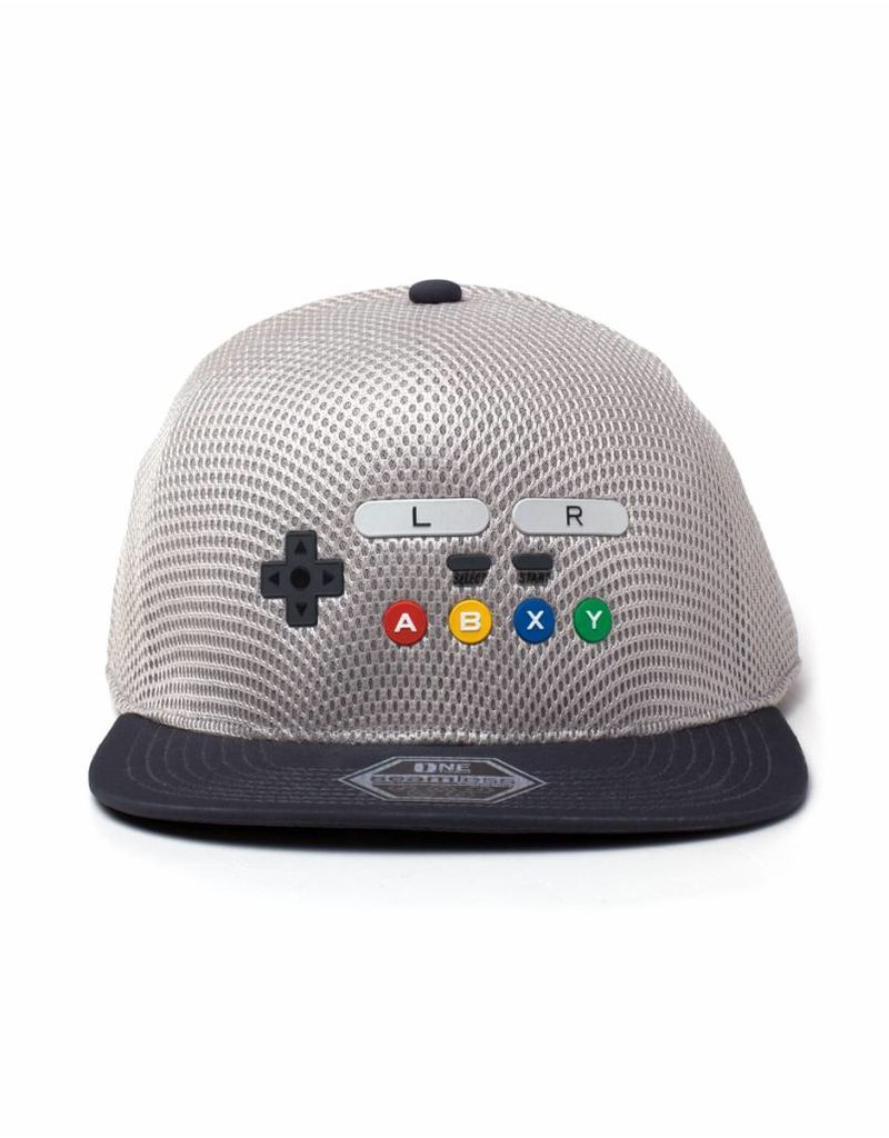 Nintendo Basecap SNES Controller