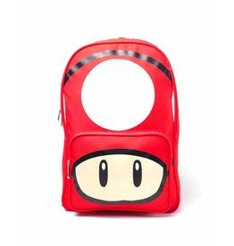 Nintendo Backpack Mushroom