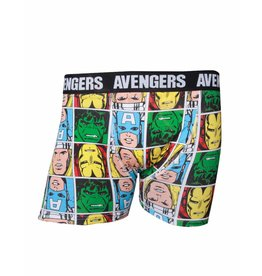 Marvel Underwear Avengers Characters