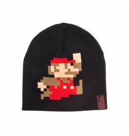 Nintendo Beanie Pixel Super Mario
