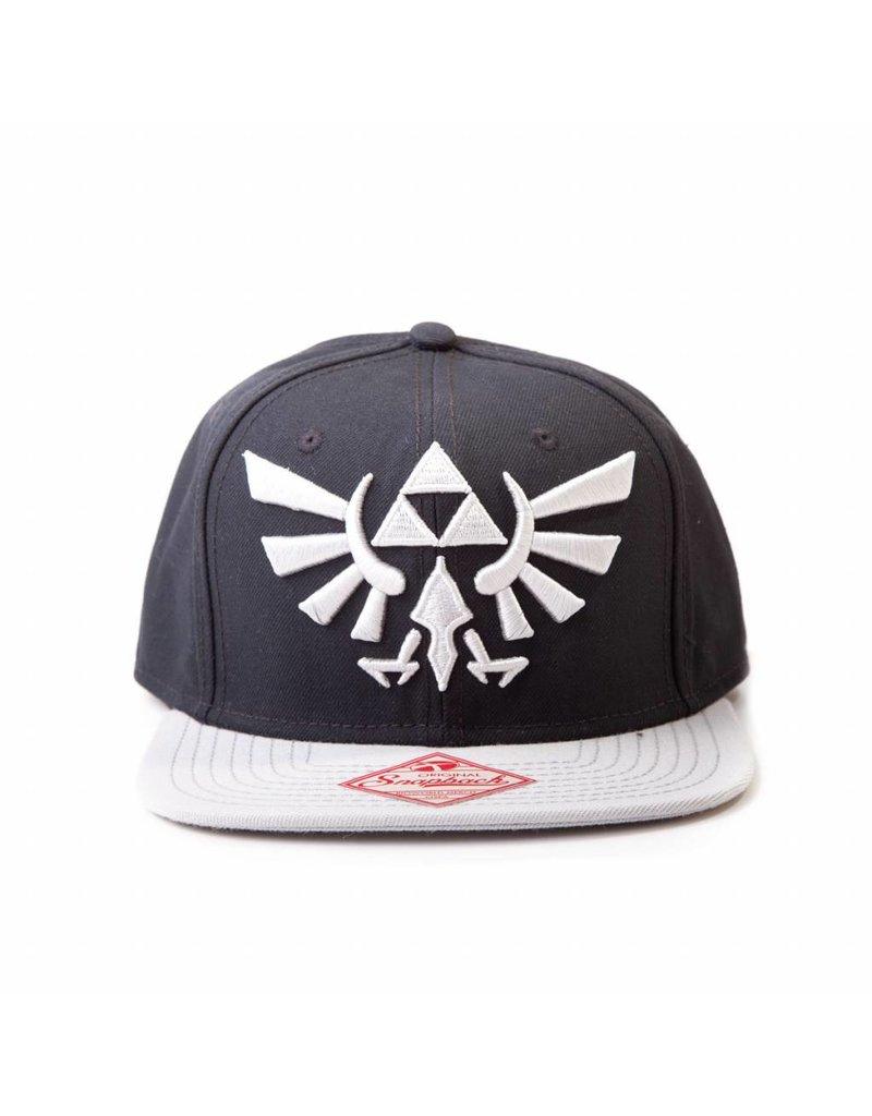The Legend of Zelda Basecap Triforce Logo