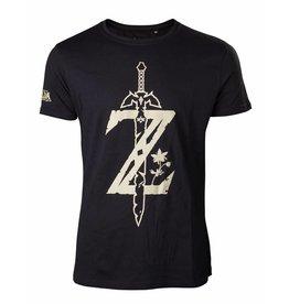 The Legend of Zelda T-Shirt Z mit Schwert