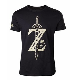 The Legend of Zelda T-Shirt Z with Sword