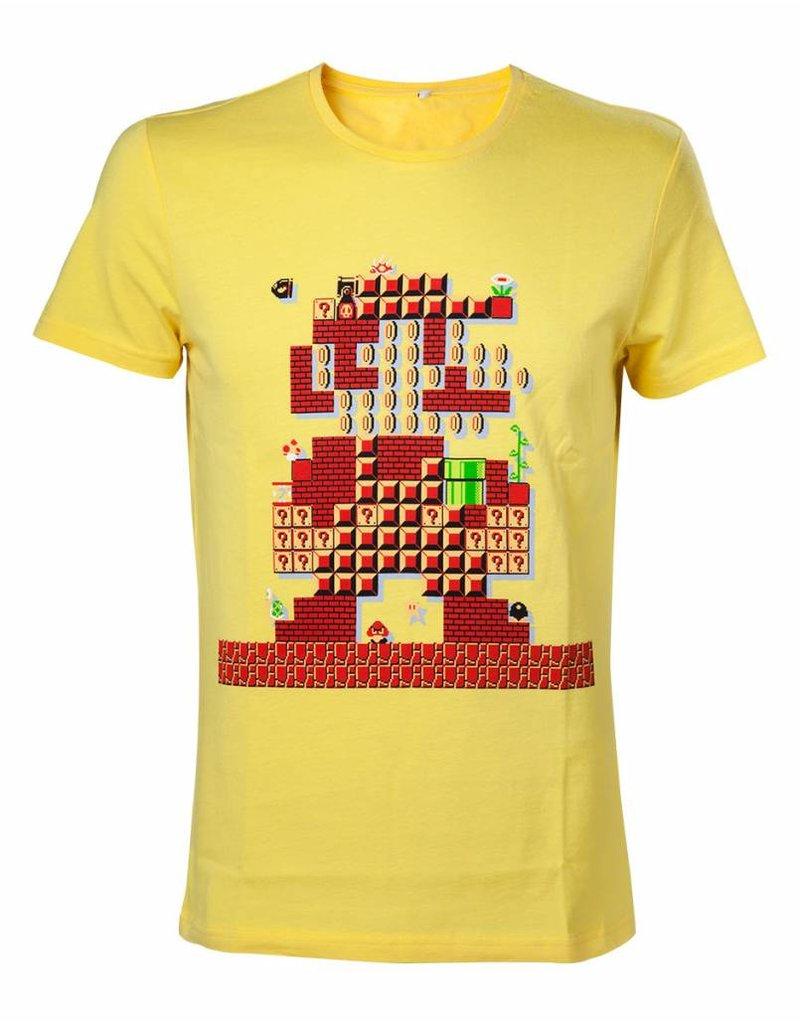 Nintendo T-Shirt Mario Maker
