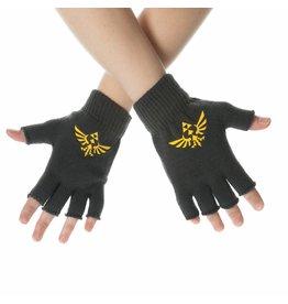 The Legend of Zelda Fingerless Gloves Logo