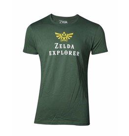 The Legend of Zelda T-Shirt Zelda Tour