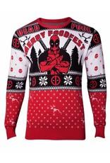 Marvel Weihnachts-Sweater Deadpool