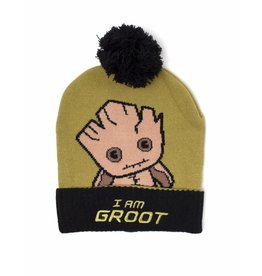 Marvel Beanie Groot Kawaii Art