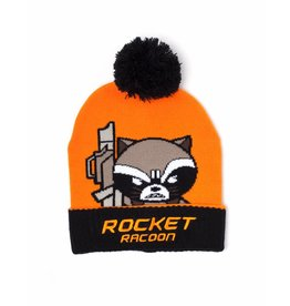 Marvel Beanie Racoon Kawaii Art