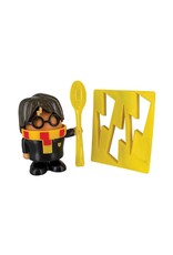 Harry Potter Egg Cup and Toast Cutter Harry Potter