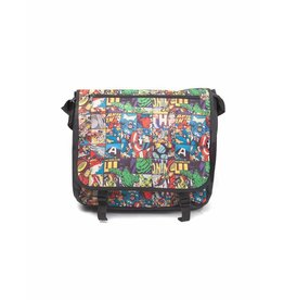 Marvel Shoulder Bag All Over Comic Style