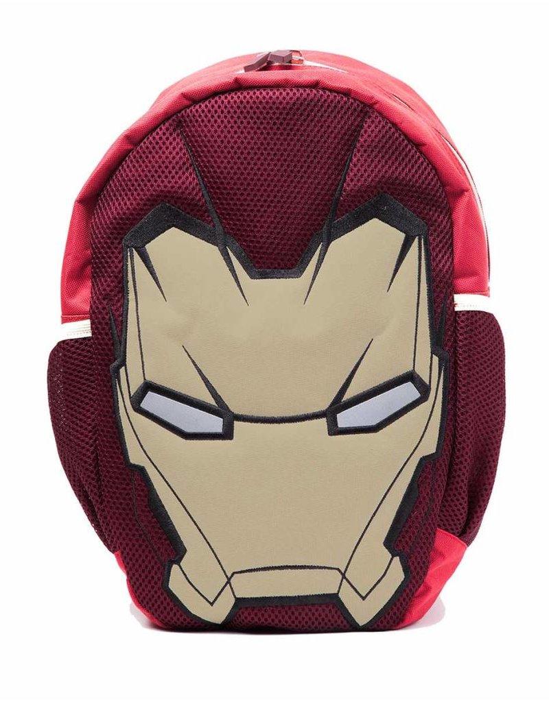 Marvel Rucksack Iron Man Maske