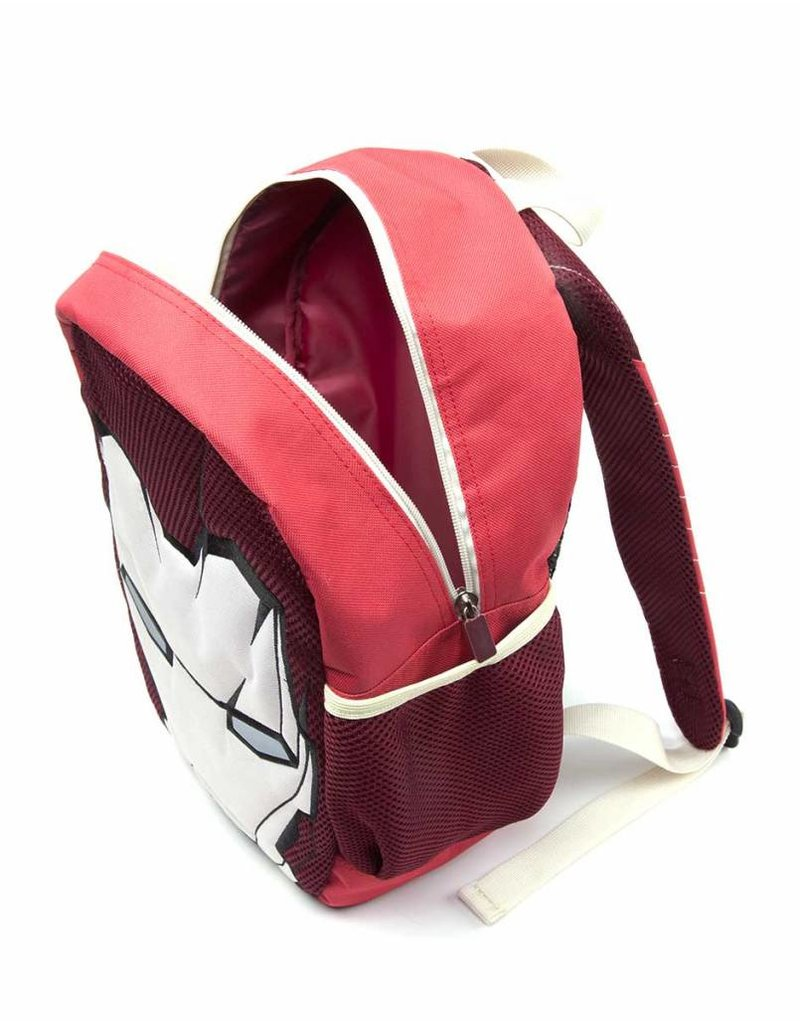 Marvel Backpack Iron Man Mask