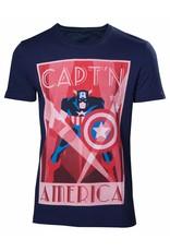 Marvel T-Shirt Captain America