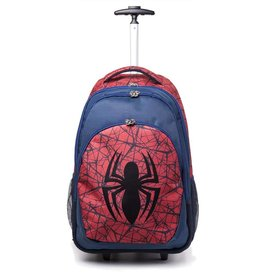 Marvel Trolly Rucksack Ultimate Spider-Man Logo