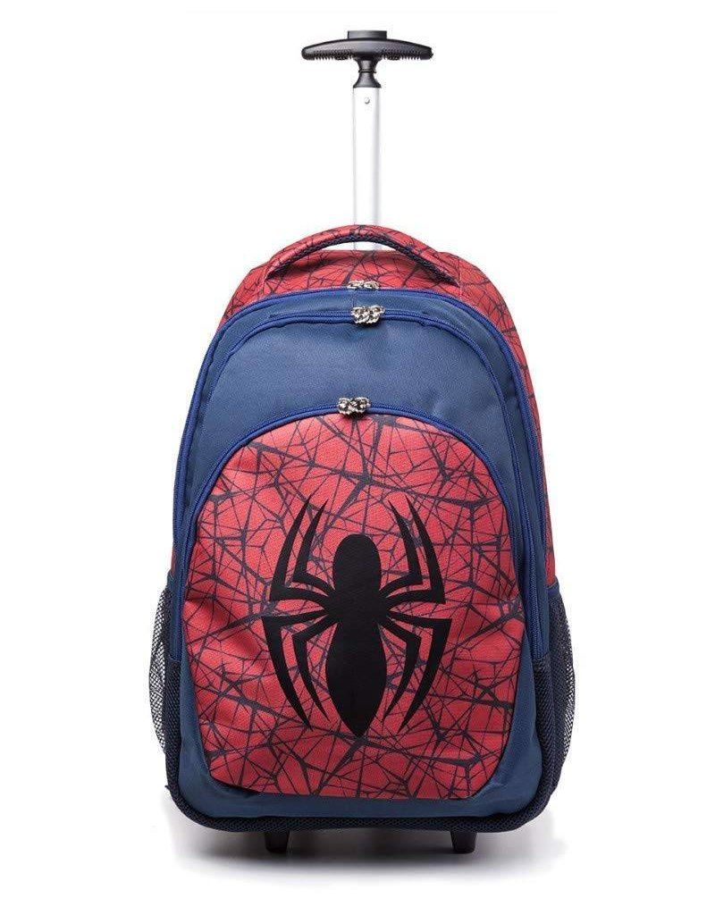 Marvel Trolly Backpack Ultimate Spider-Man Logo