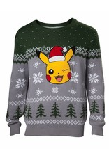 Pokémon Weihnachts-Sweater Pikachu