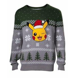 Pokémon Christmas Sweater Pikachu