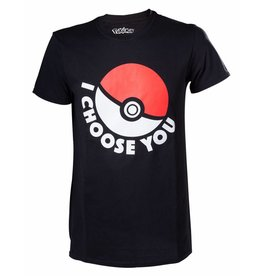 "Pokémon T-Shirt ""I Choose you"""