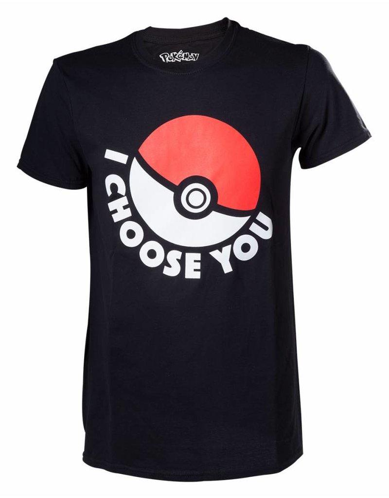 "Pokémon T-Shirt ""I Choose you"""