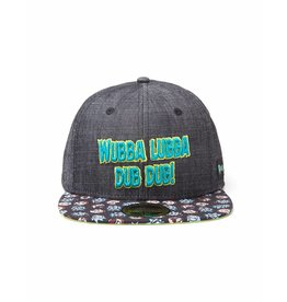 "Rick and Morty Basecap ""Wubba Lubba Dub Dub"""