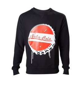 Fallout Sweater Nuka Cola Bottle Cap
