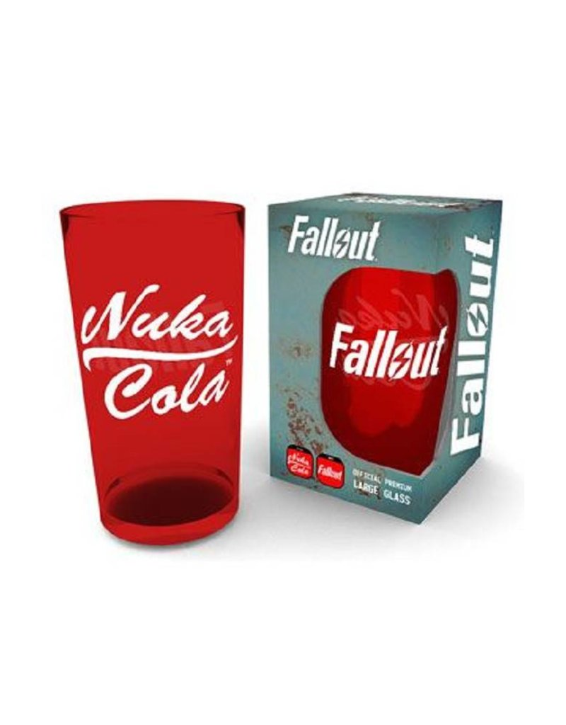 Fallout Pint Glass Nuka Cola
