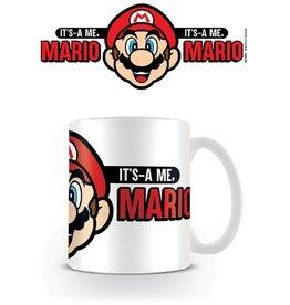 "Nintendo Tasse ""It's Me Mario"""