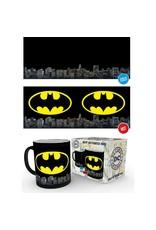 DC Heat Change Mug Batman Logo
