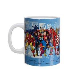 Marvel Große Tasse Charaktere