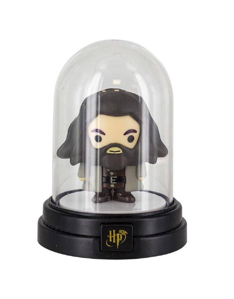 Harry Potter Mini Glockenglas Licht Hagrid