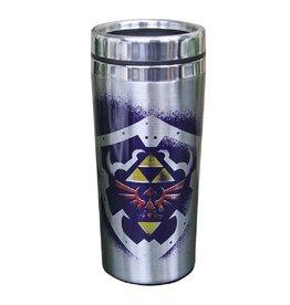 The Legend of Zelda Travel Mug Link