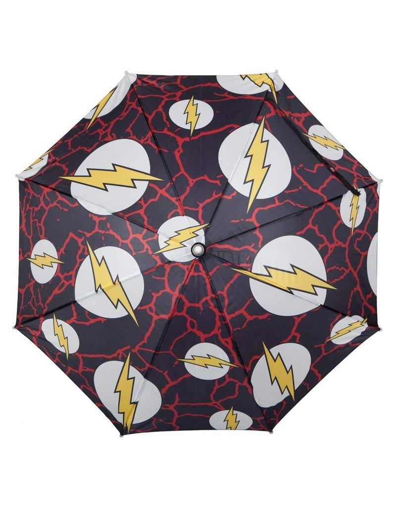 DC Led Line Regenschirm Yellow Flash