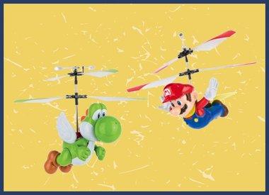 Spielzeughelikopter