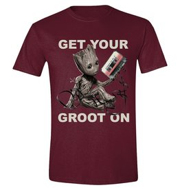 Marvel Guardians of the Galaxy - T-Shirt Get your Groot on