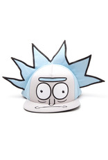 Rick and Morty Rick Novelty Snapback