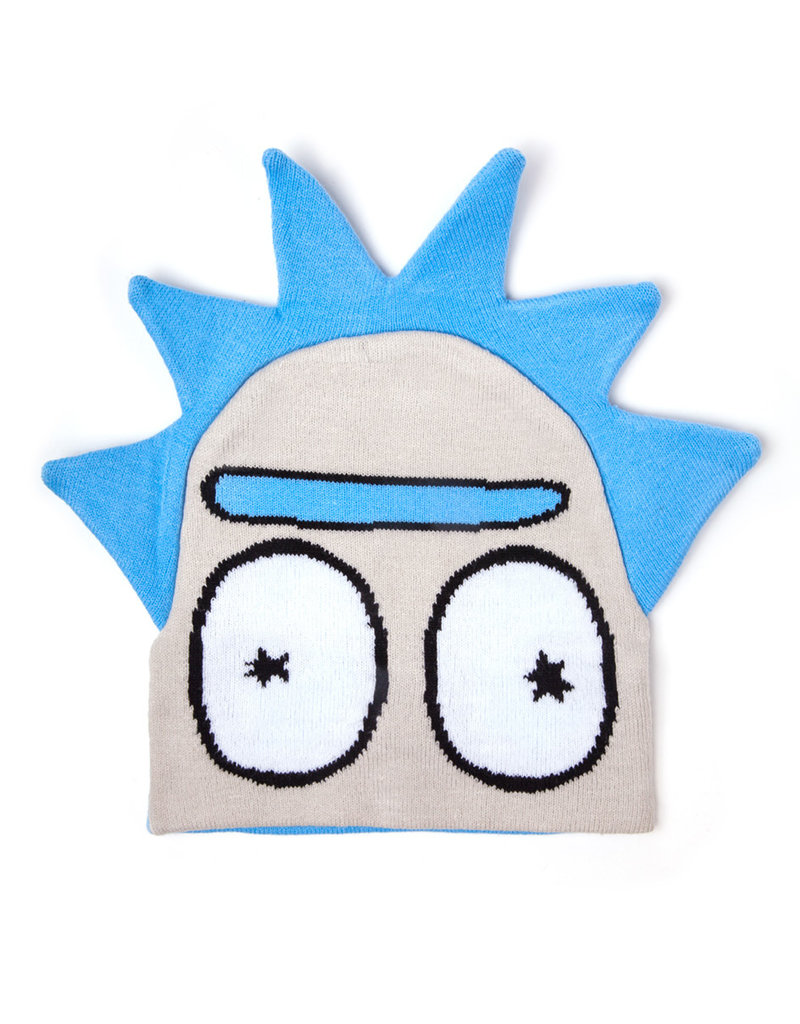 Rick and Morty Rick Novelty Beanie