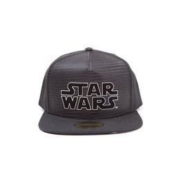 Star Wars Metall Logo Snapback