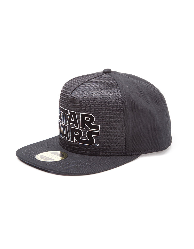 Star Wars Metal Logo Snapback