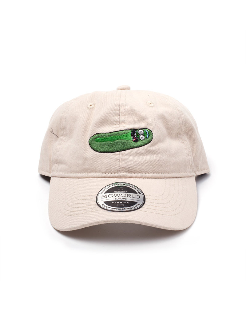 Rick and Morty Pickle Rick Dad Cap