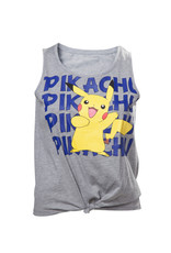 Pokémon Pikachu Croptop Damen T-shirt