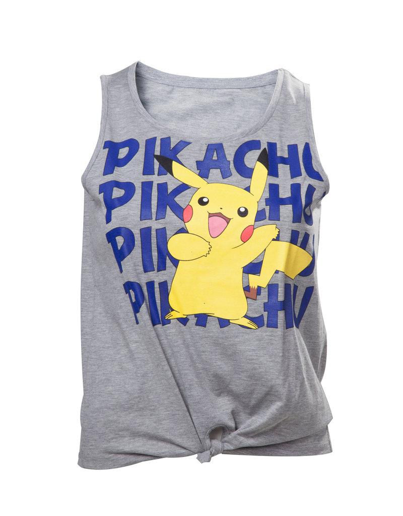 Pokémon Pikachu Croptop Women's T-shirt